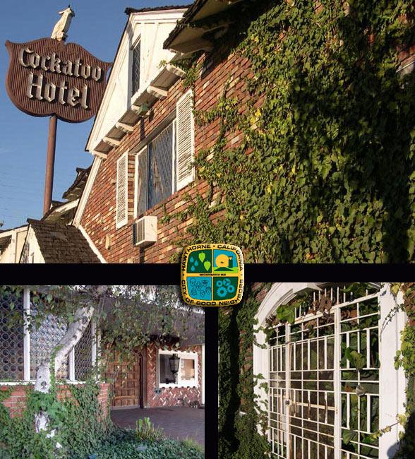 cockatoo hotel hawthorne california. Black Bedroom Furniture Sets. Home Design Ideas