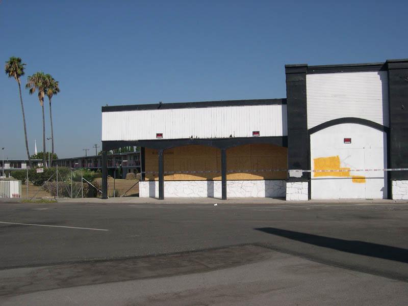 Fire Station Motel Garden Grove Ca Demolished Dscn0004