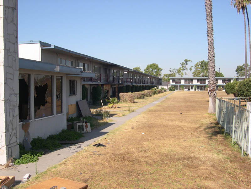 Fire Station Motel Garden Grove Ca Demolished Dscn0009